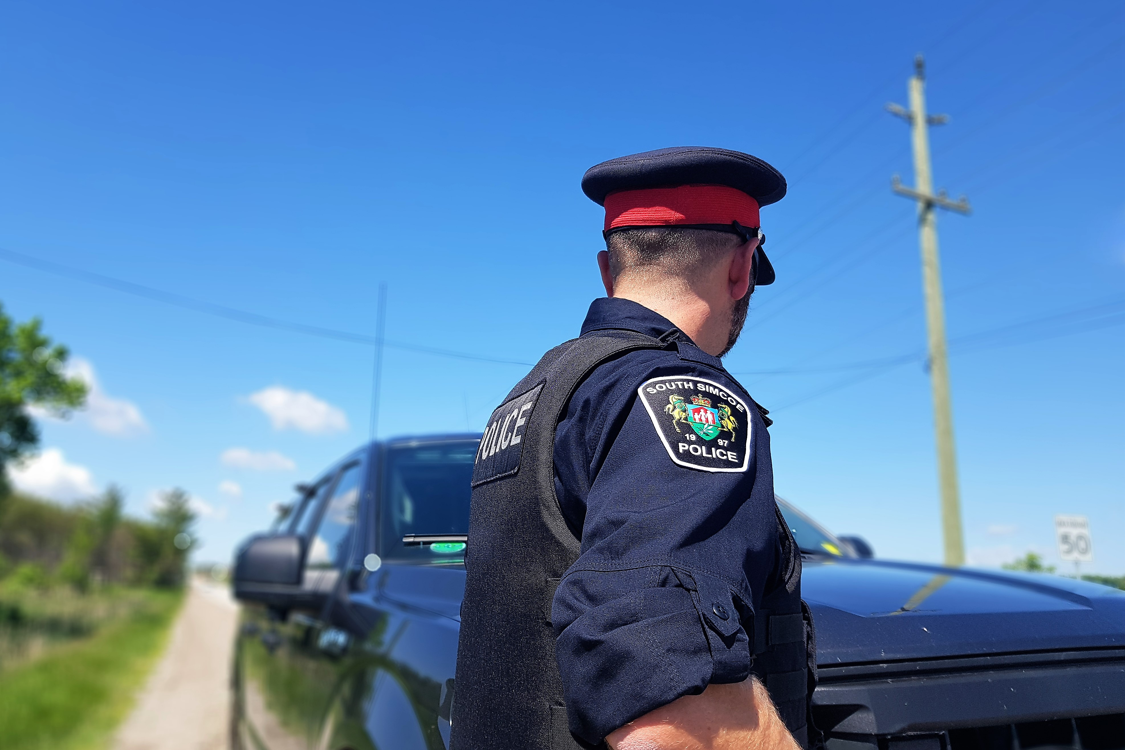 South Simcoe Police Service – Protect with Courage, Serve